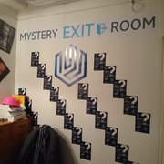 mystery exit room