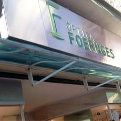 Foto de Óptica Foernges - Porto Alegre - RS, Brasil. Letreiro da Óptica. 461d63ae88