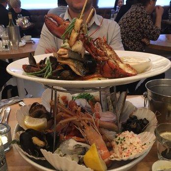 The seafood bar 429 photos 151 reviews seafood van for Seafood bar van baerlestraat amsterdam