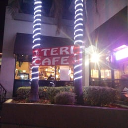 Teri Cafe Menu Oceanside Ca