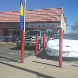 A And M Auto >> A M Auto Sales Car Dealers 4856 S Broadway Englewood