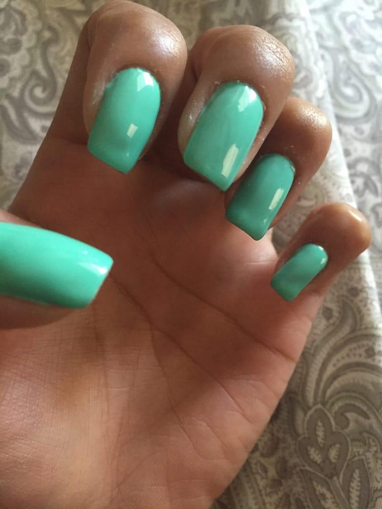 Nail Polish Around Nails