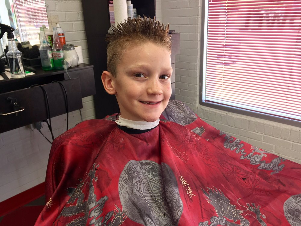 Still Taking The Kids Great Haircuts Very Happy Every Time Yelp