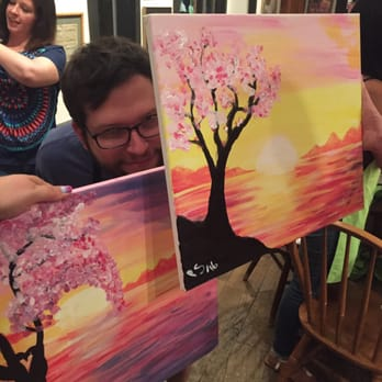 Beautiful of Paint Nite Washington DC United States Best instructor ever creeping Amazing - Simple Elegant paint nite denver Pictures