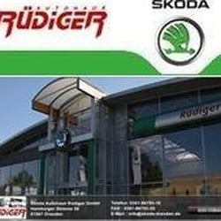 skoda autohaus r diger autowerkstatt hamburger str 35. Black Bedroom Furniture Sets. Home Design Ideas