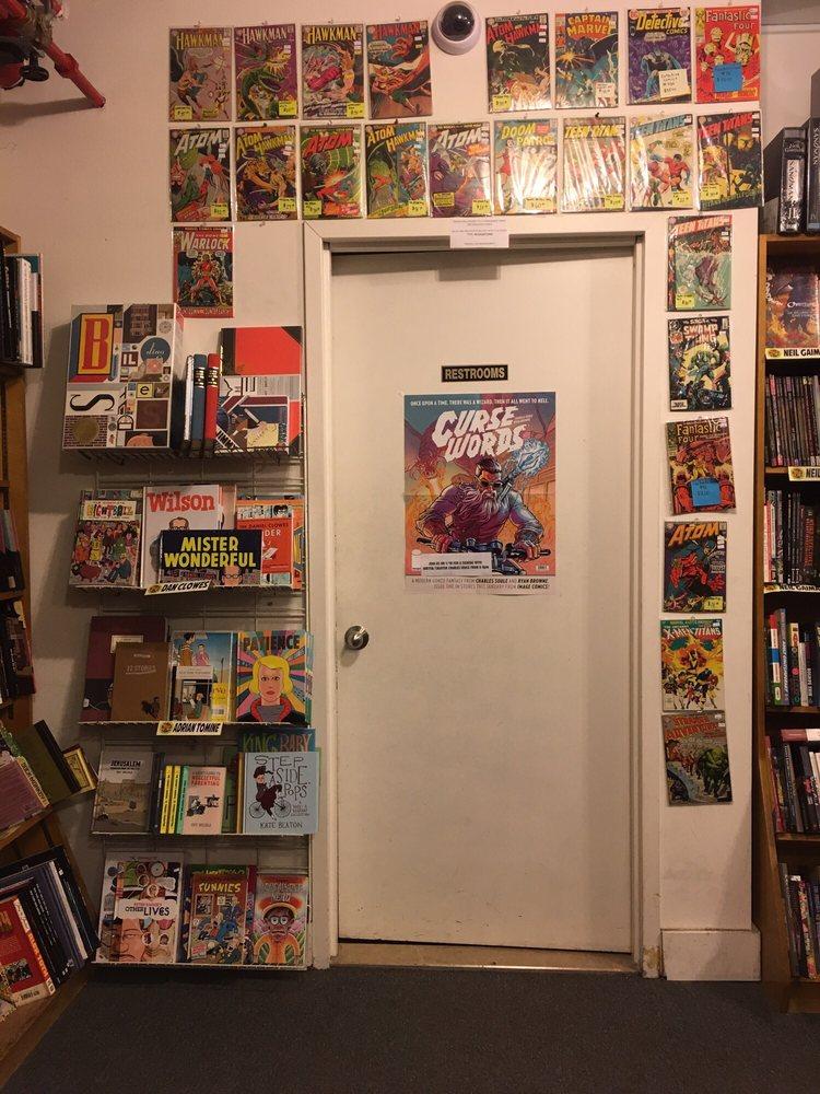 JHU Comic Books: 481 3rd Ave, New York, NY
