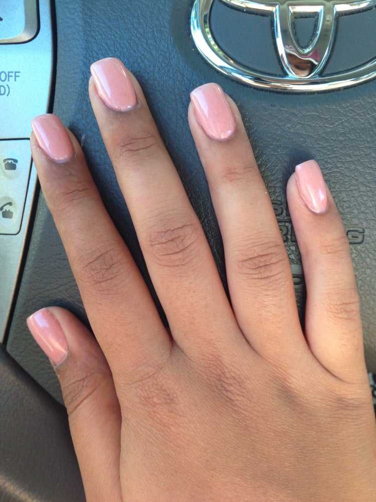 Flawless acrylic fill and gel color by Nina. - Yelp