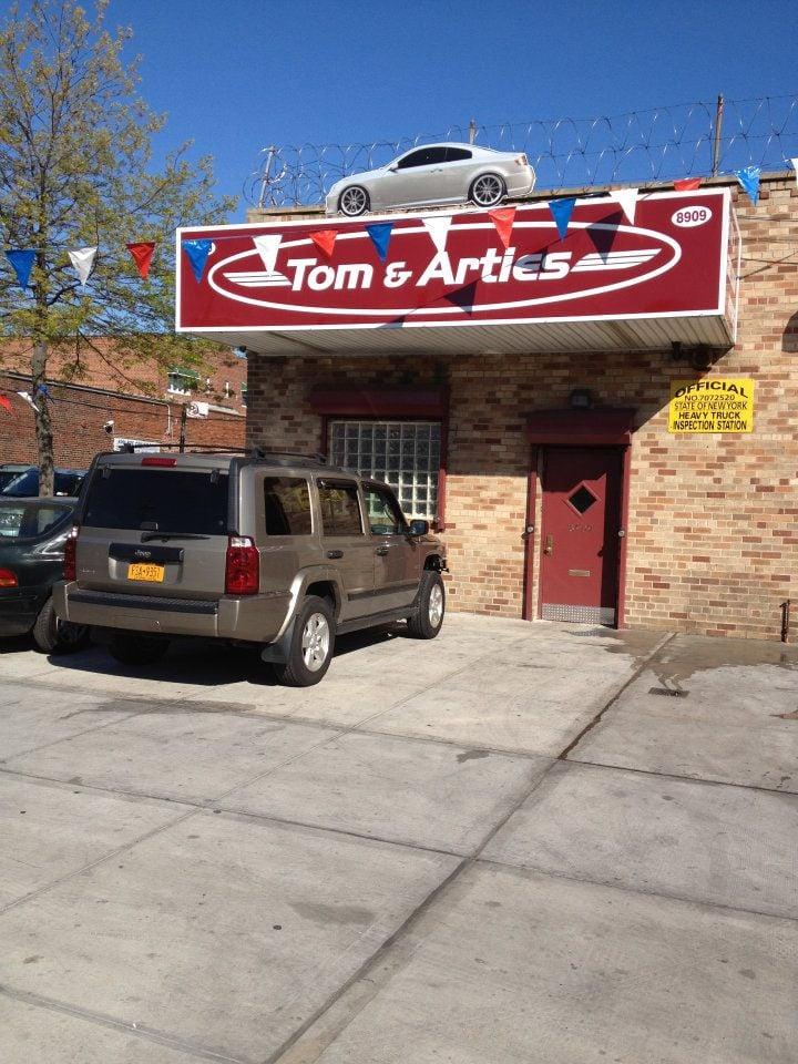 Auto Repair Shop Near Me >> Tom & Artie Auto Repairs - Auto Repair - 8909 Ditmas Ave ...