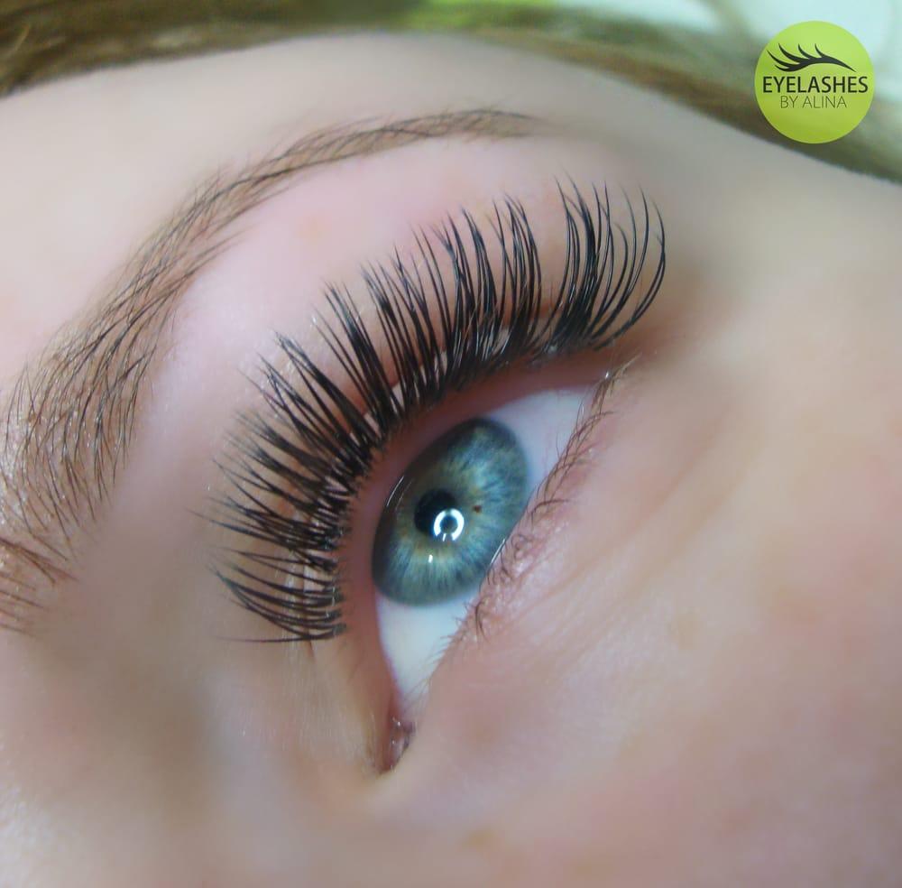 Eyelashes By Alina Eyelash Extension Eyelash Tinting 119 St