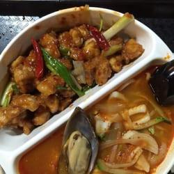 Photo Of Noodle House Lynnwood Wa United States Half Seafood Soup