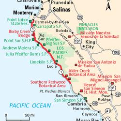 Big Sur Pfeiffer SP - Sport & Freizeit - Highway One 93920 ...