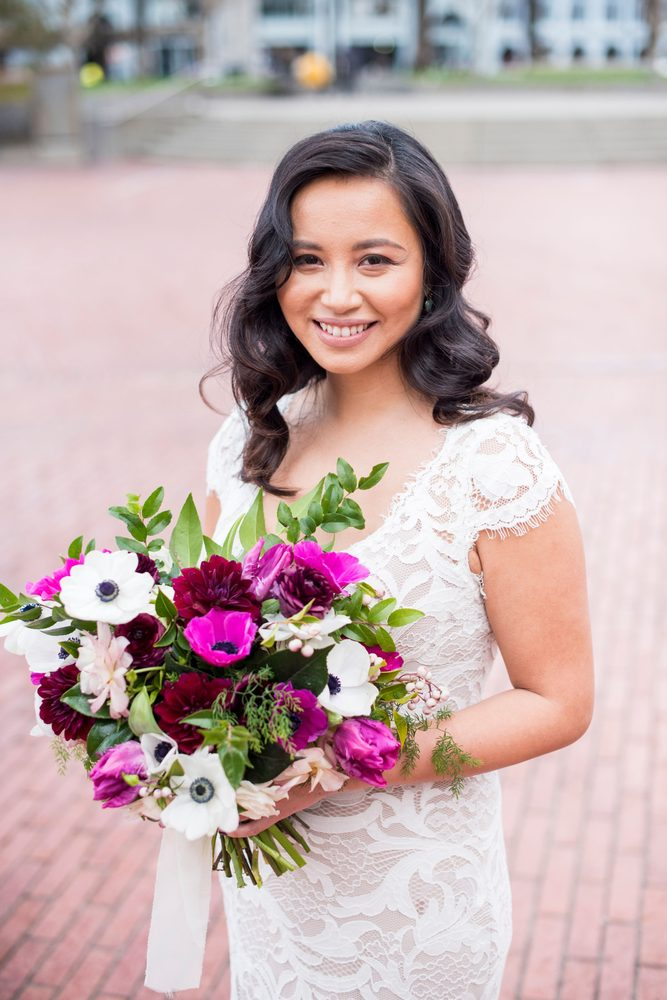 Raven Reed - Luxury Bridal Beauty: San Francisco, CA