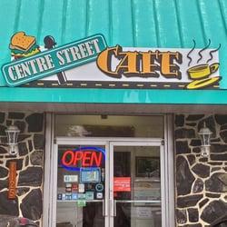 Centre Street Cafe Traverse City