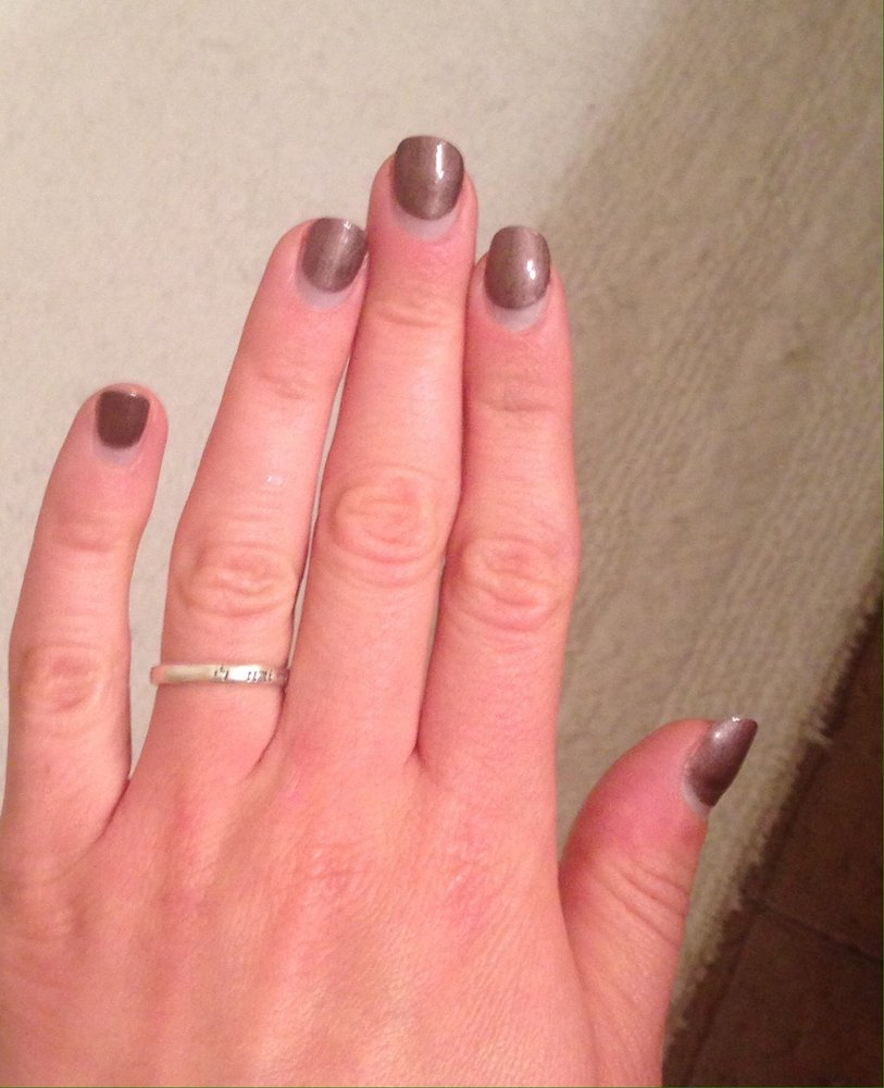 3 weeks later, my gels are growing out but they\'re in mint condition ...
