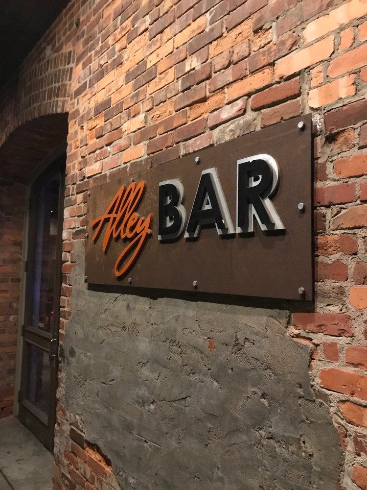 The Alley Bar: 166 Commerce St, Montgomery, AL