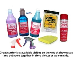 Shinerz Showcar Products Auto Parts Supplies 819 Memorial Pkwy