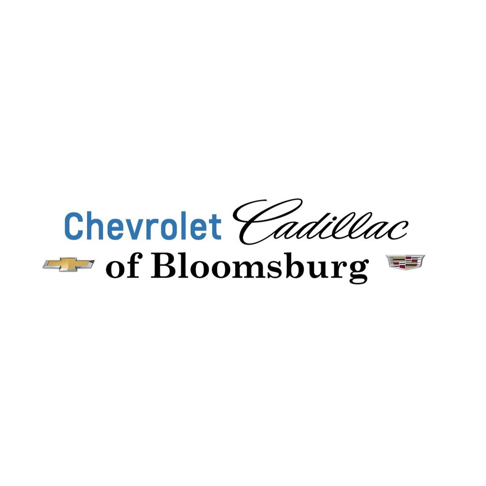 Chevrolet Cadillac of Bloomsburg: 420 Central Rd, Bloomsburg, PA