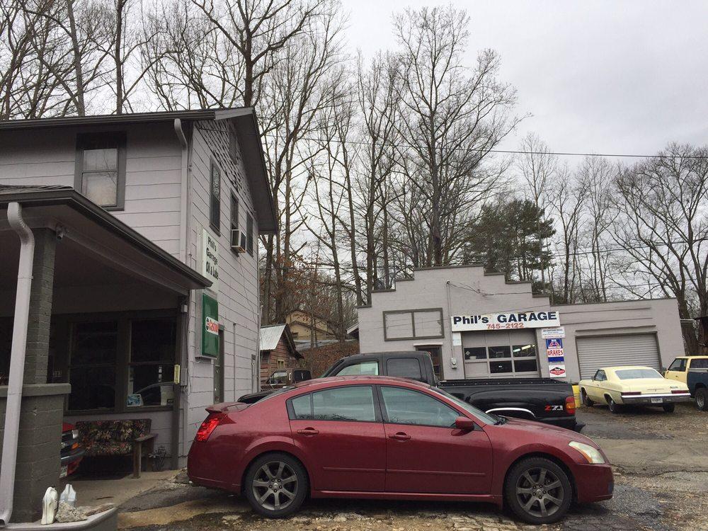 Phil's Garage: 390 Cleveland St, Blairsville, GA