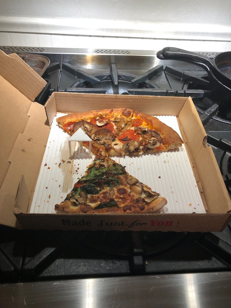Food from Northwest Pizza