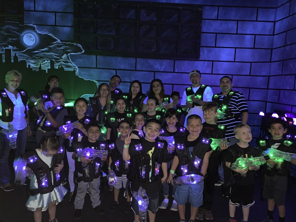 Battle Blast Laser Tag