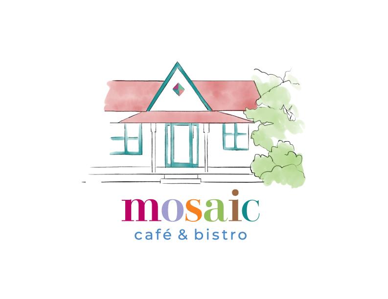 Mosaic Café & Bistro: 203 W Weaver St, Carrboro, NC