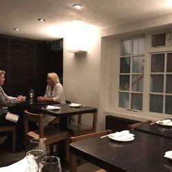Dinings London Restaurant Home