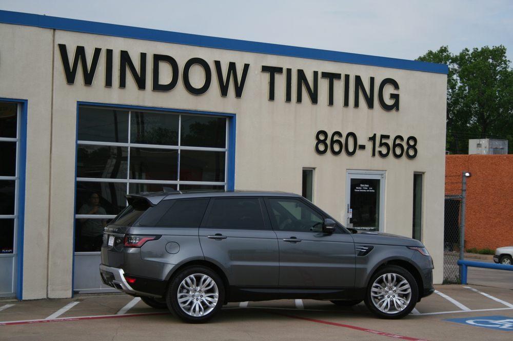 D & D Window Tinting: 1716 E Abram St, Arlington, TX