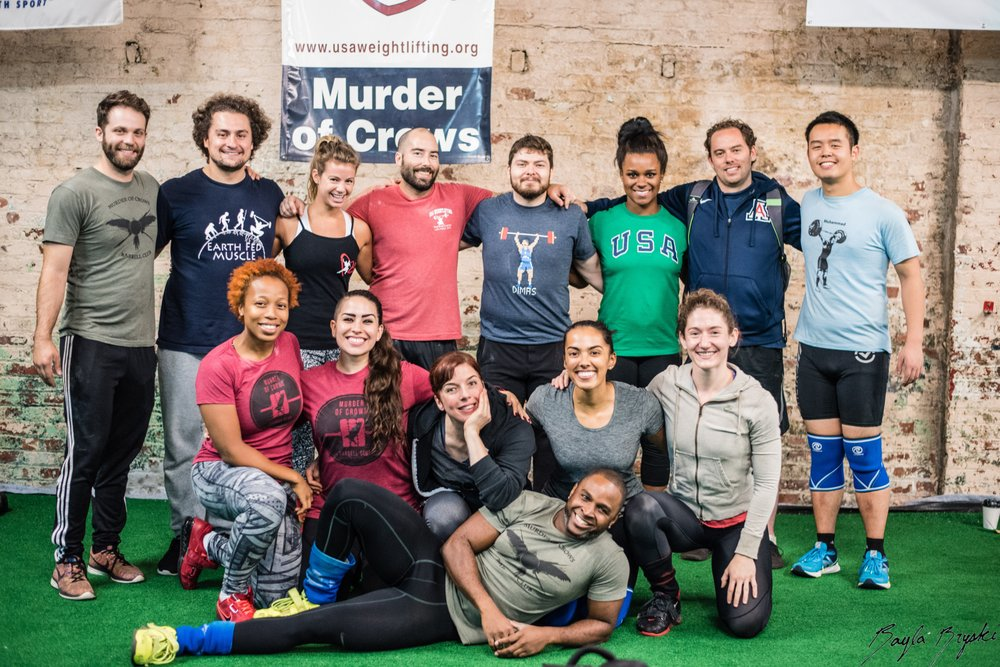 Murder of Crows Barbell Club - 10 Photos - Trainers - 919