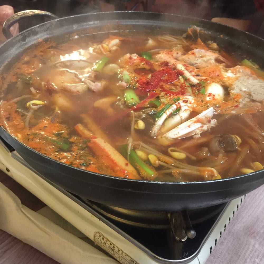 Seafood pot - Yelp