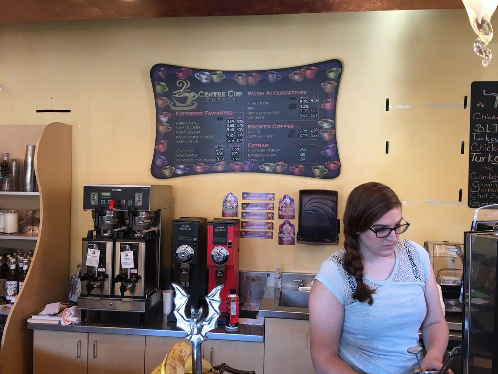 Centre Cup Coffee: 2201 Market St, Wheeling, WV