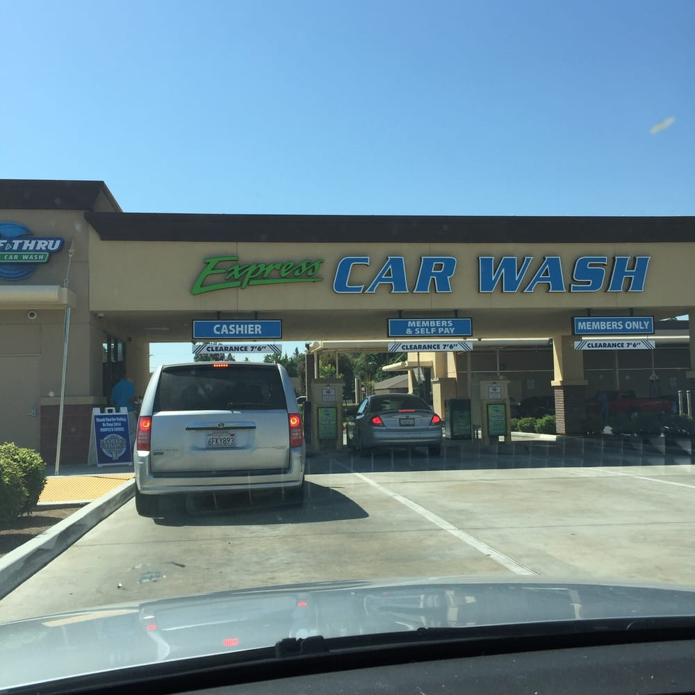 Located on first and ashlan yelp photo of surf thru express car wash fresno ca united states located solutioingenieria Images