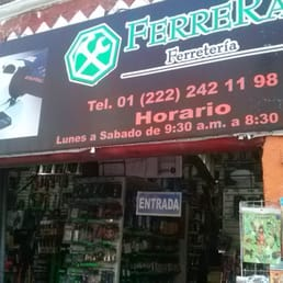 Ferreter a ferrera ferreter as 8 poniente 503 centro for Ferreteria cerca de mi ubicacion