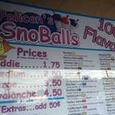 recipe: pelican snowball prices [6]