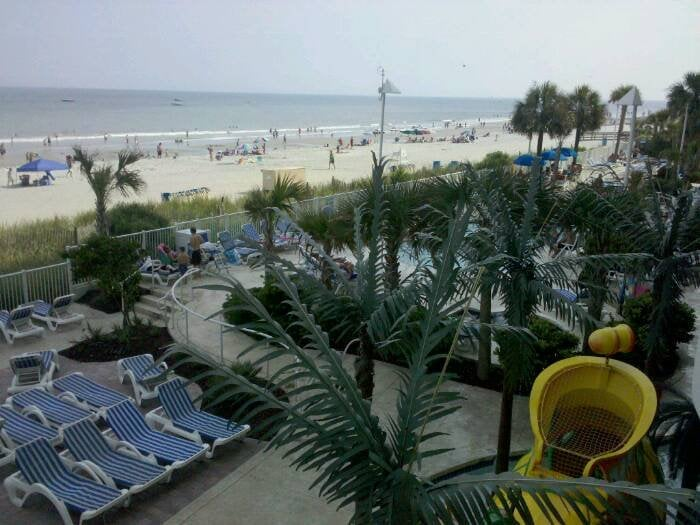 Beach Colony Resort Myrtle Beach Address