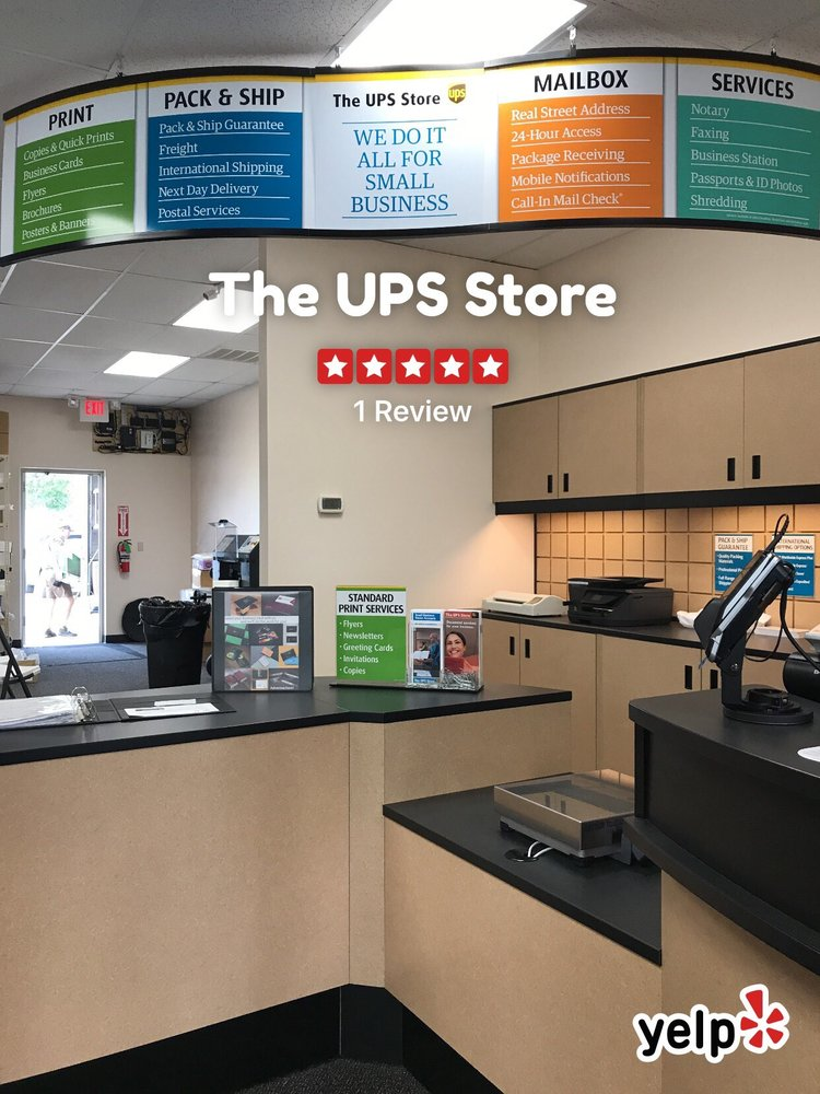 Friendly and helpful employees yelp photo of the ups store hutto tx united states friendly and helpful reheart Gallery
