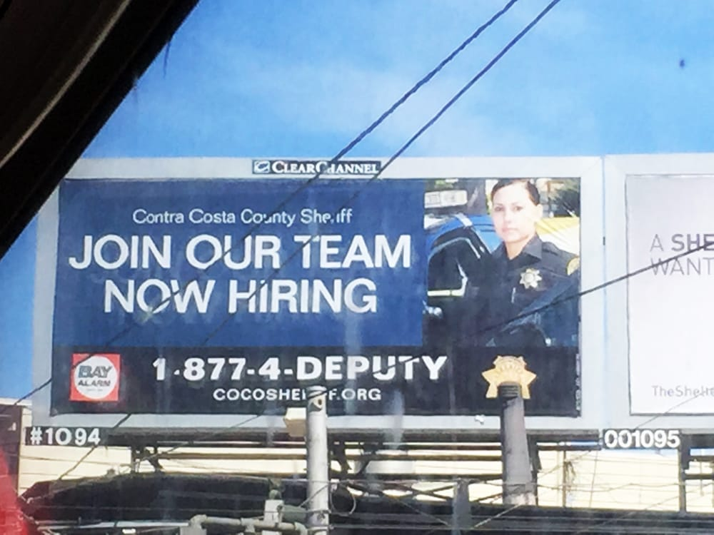 Contra Costa County Sheriff's Office - Police Departments ...