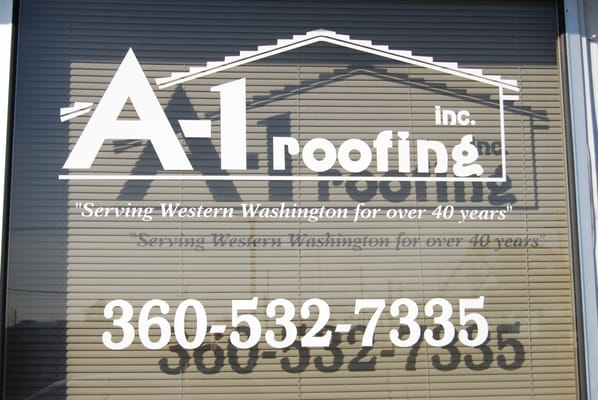 A-1 Roofing Inc 522 East Market Street Aberdeen, WA Roofing