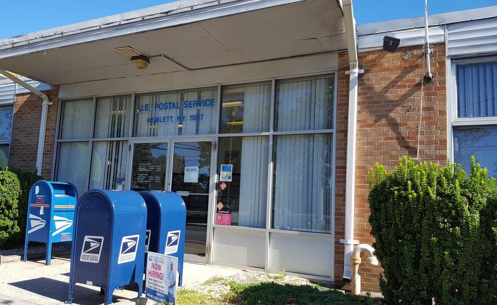 US Post Office: 1245 Hewlett Plz, Hewlett, NY