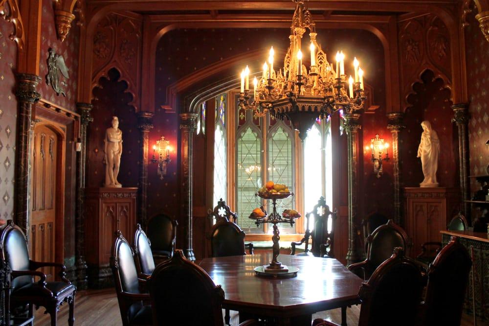 Etonnant Gothic Dining Hall   Yelp