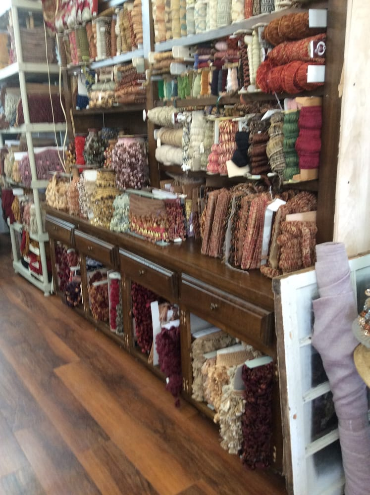 Fabric trims more 52 photos fabric stores 8013 s for Fabric outlet near me
