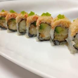 Sakana Japanese Restaurant - Nanuet, NY, United States. Double Lobster Roll