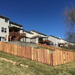 M Amp M Fence Landscaping 615 S Lincoln O Fallon Il