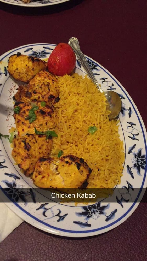Chicken kabab yelp for Afghan cuisine sugar land