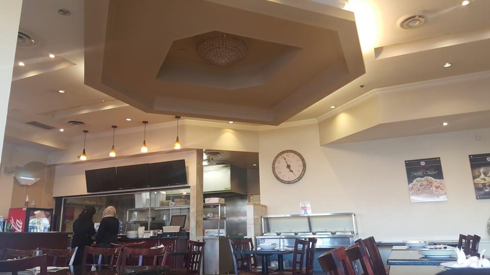 Zaaffran Kitchen Restaurant Mississauga