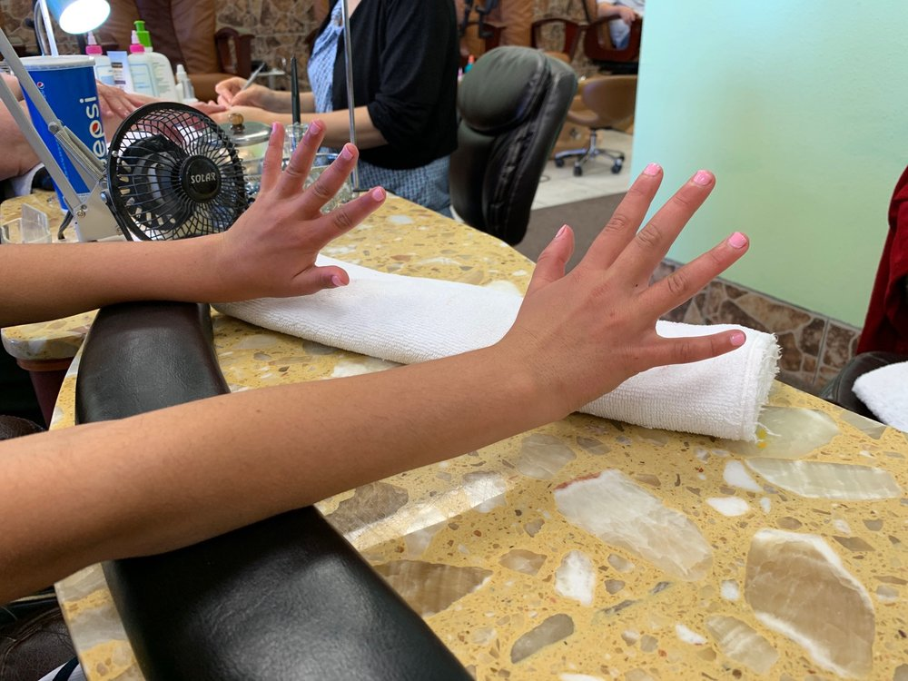 Luxury Nails and Spa Gift Card