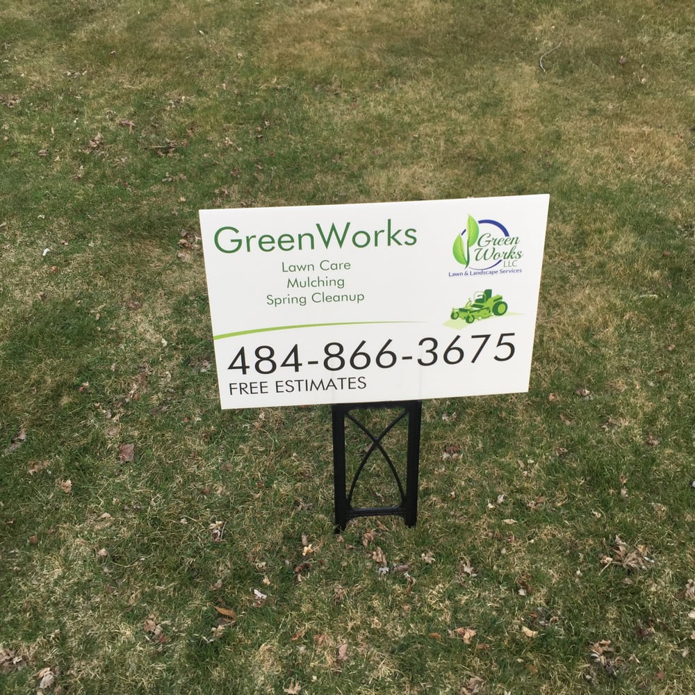 GreenWorks Lawn & Landscape Services: 430 Texas Rd, Easton, PA