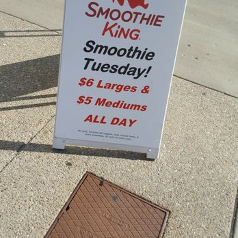 photo relating to Smoothie King Printable Coupons identify Smoothie king bargains / The village pub nashville