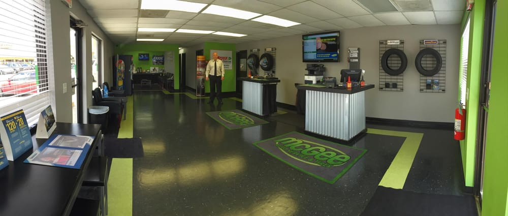 Mcgee auto service tires tampa fl yelp for Select motors of tampa