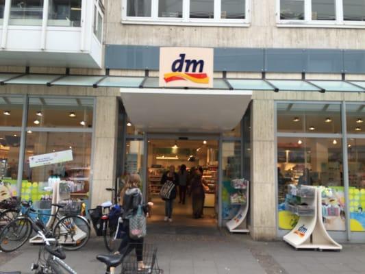 dm drogerie markt 17 reviews drugstores wilhelminenstr 7 darmstadt hessen germany. Black Bedroom Furniture Sets. Home Design Ideas