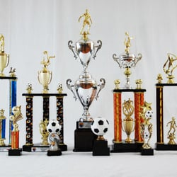 All About Trophies - 3917 4th St NW, North Valley/Los